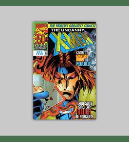 Uncanny X-Men 350 Foil 1997