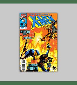 Uncanny X-Men 351 1998