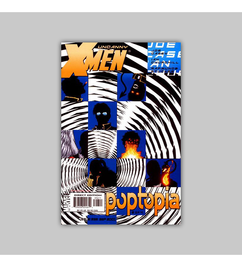 Uncanny X-Men 396 2001