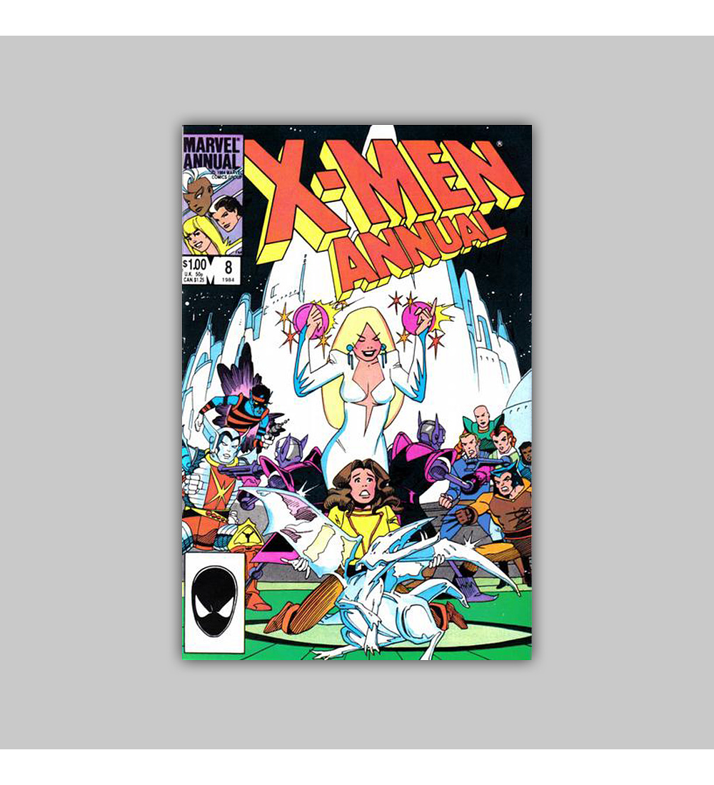 X-Men Annual 8 VF (8.0) 1984