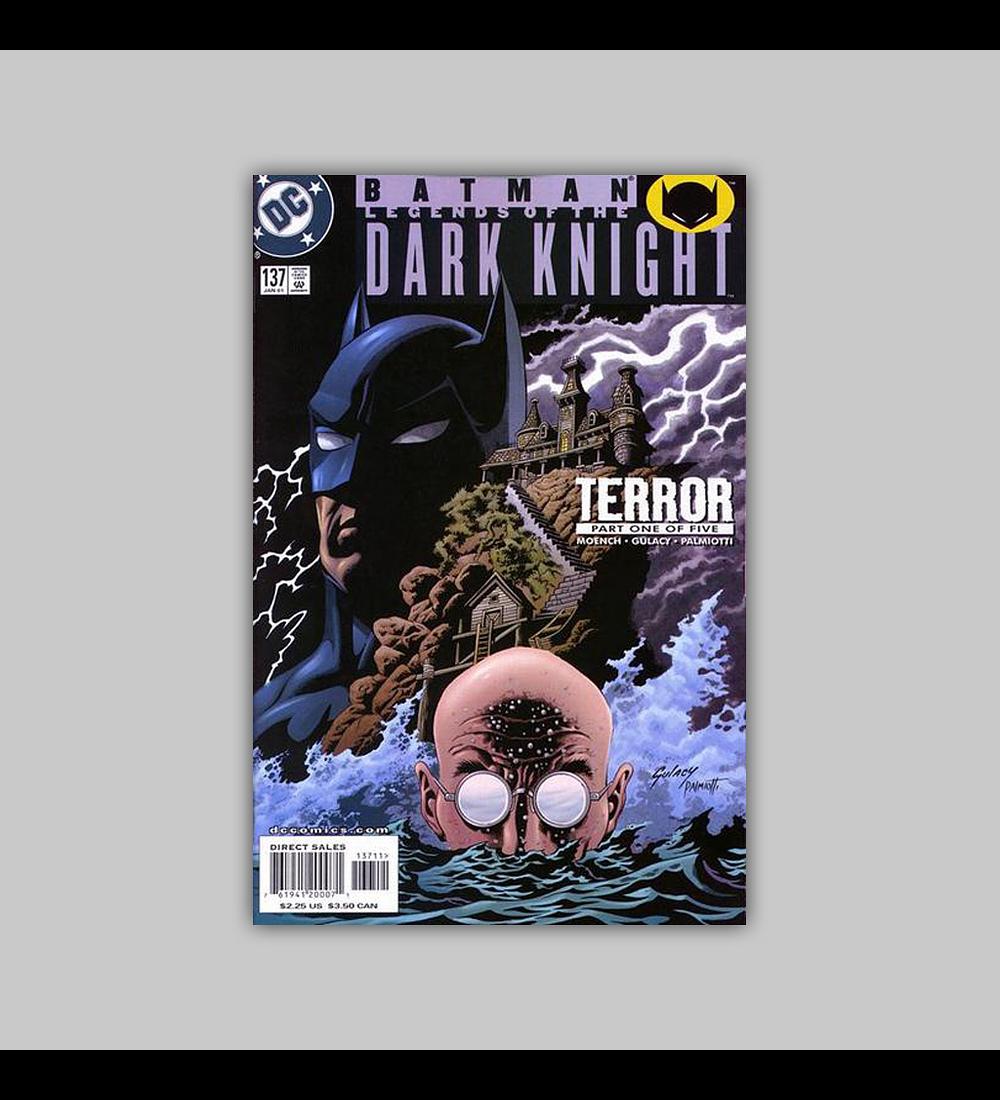 Batman: Legends of the Dark Knight 137 2001