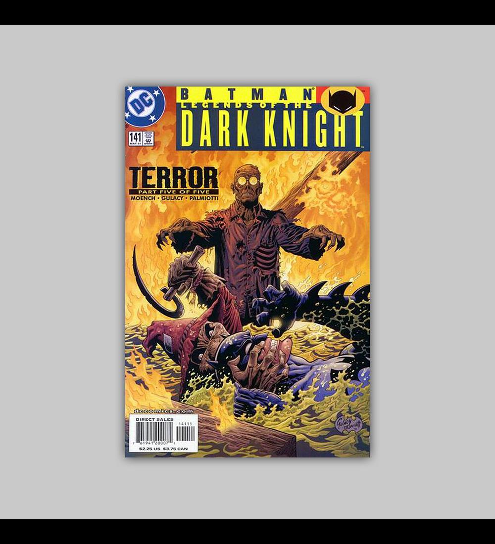 Batman: Legends of the Dark Knight 141 2001
