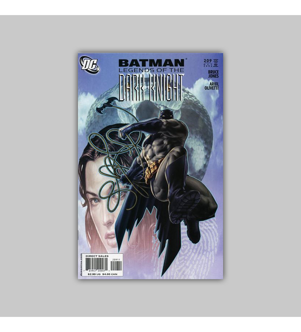 Batman: Legends of the Dark Knight 209 2006