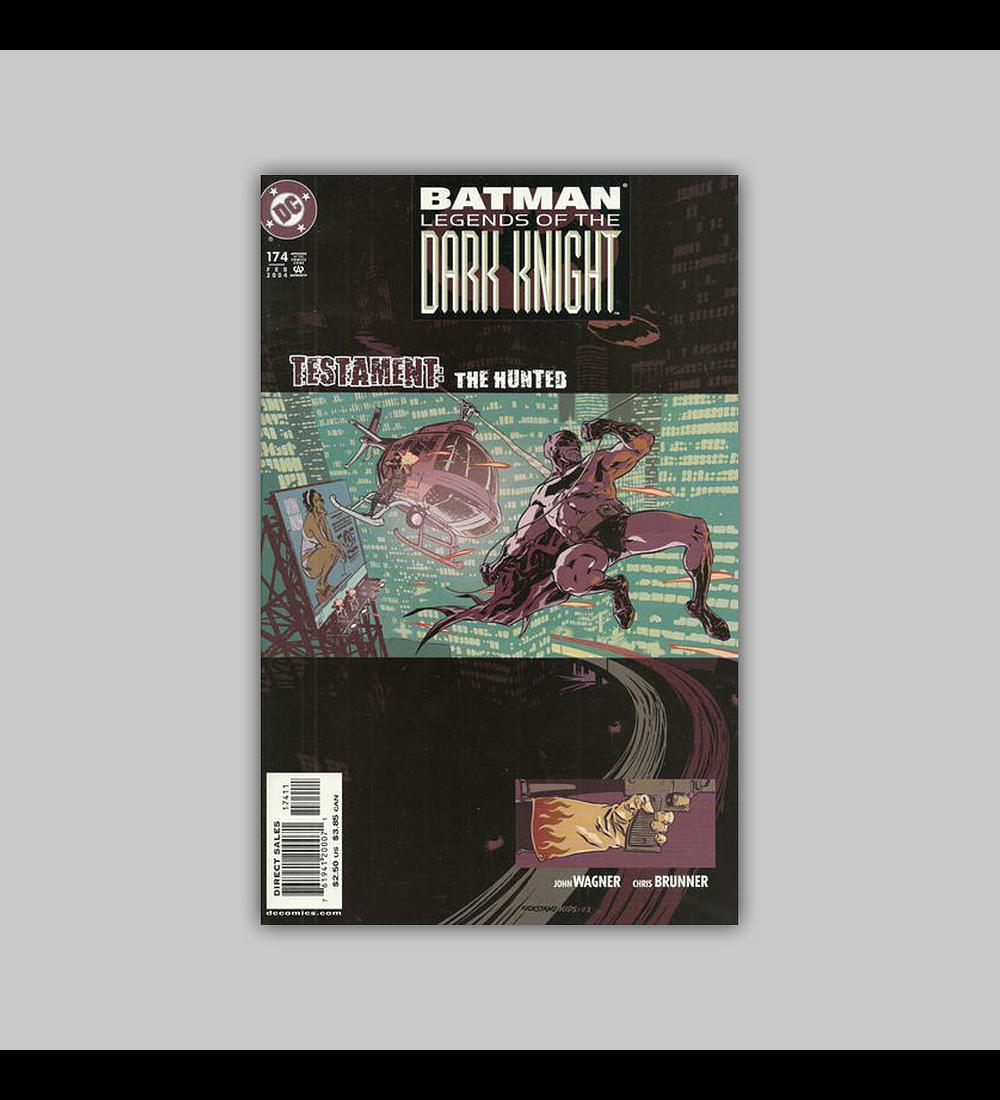 Batman: Legends of the Dark Knight 174 2004