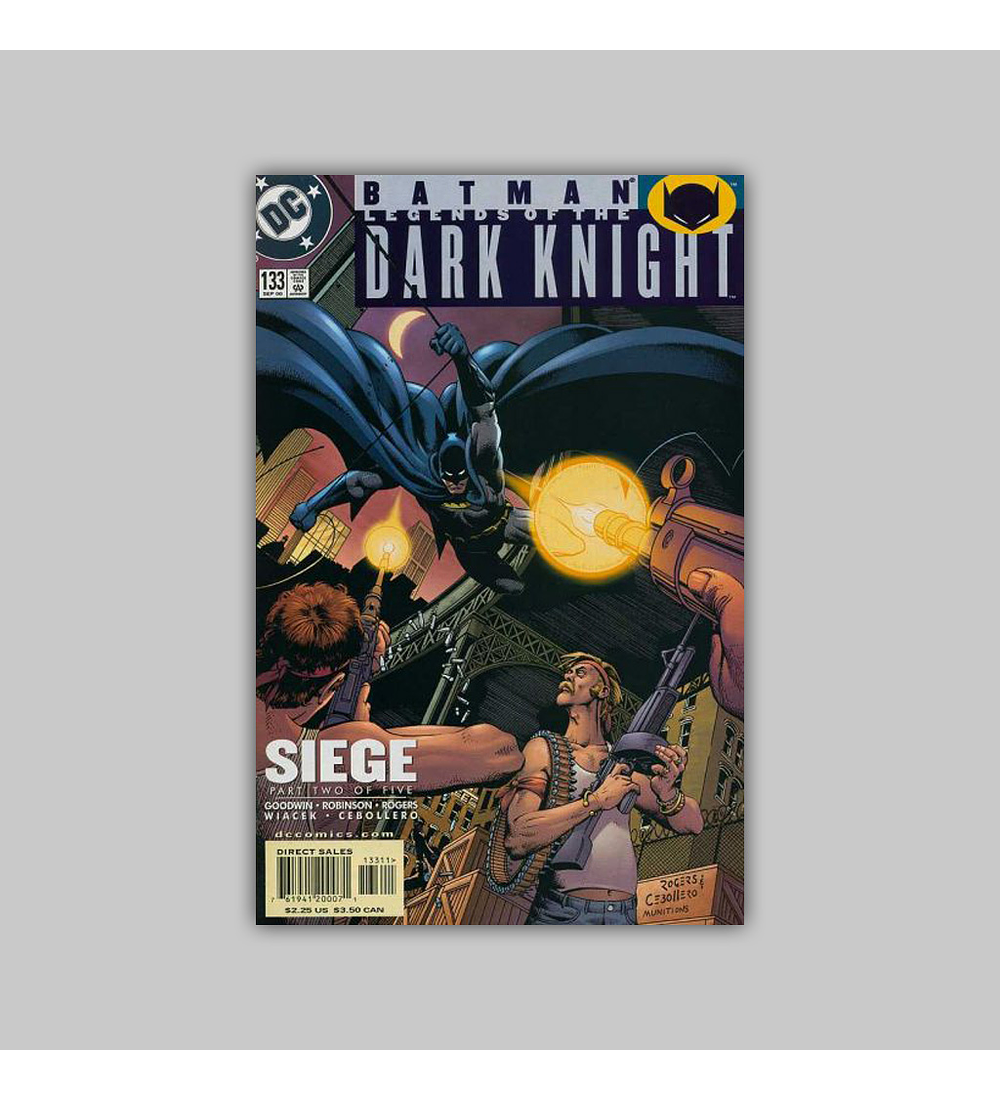 Batman: Legends of the Dark Knight 133 2000