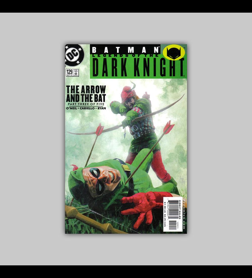 Batman: Legends of the Dark Knight 129 2000