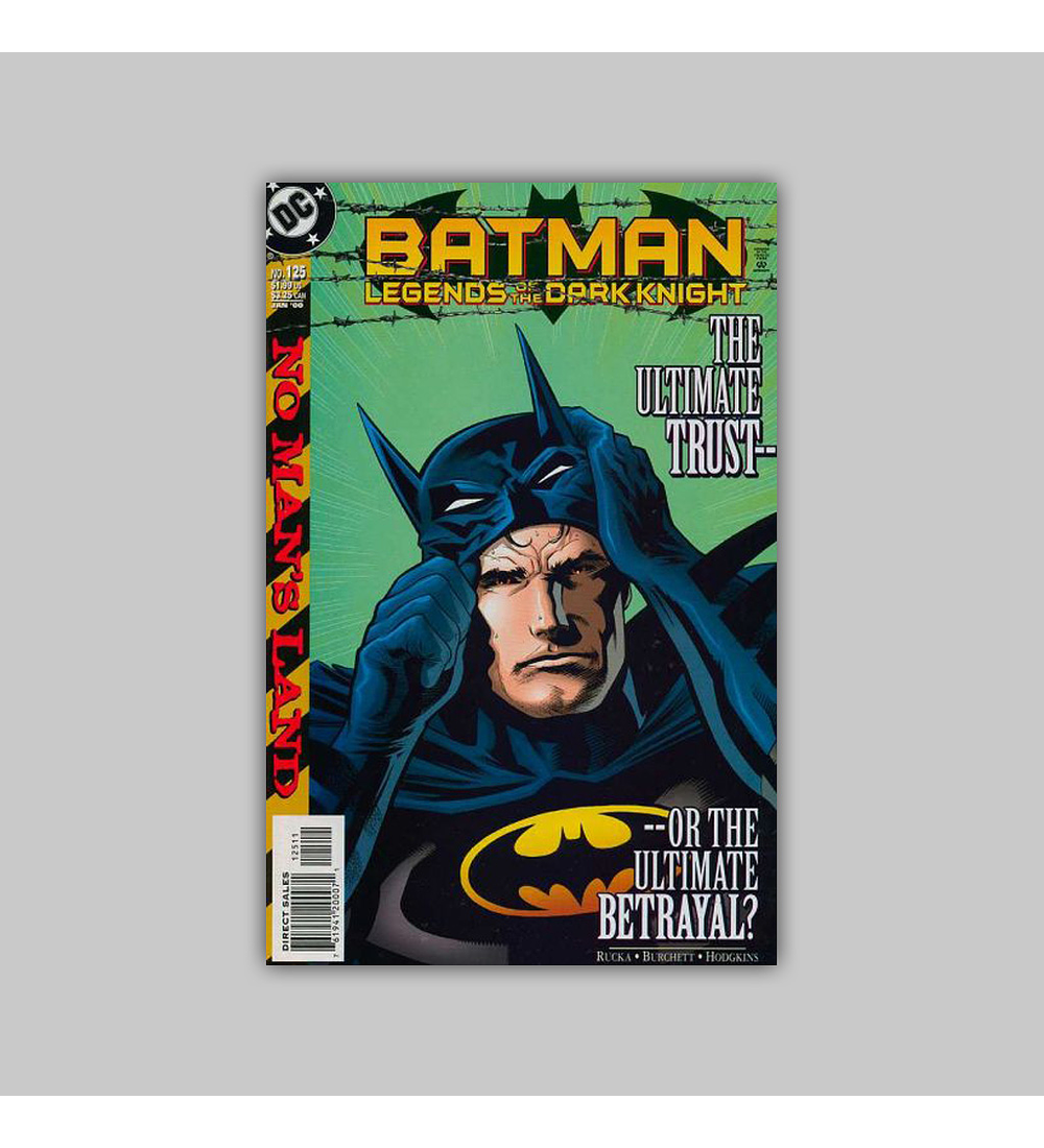 Batman: Legends of the Dark Knight 125 2000