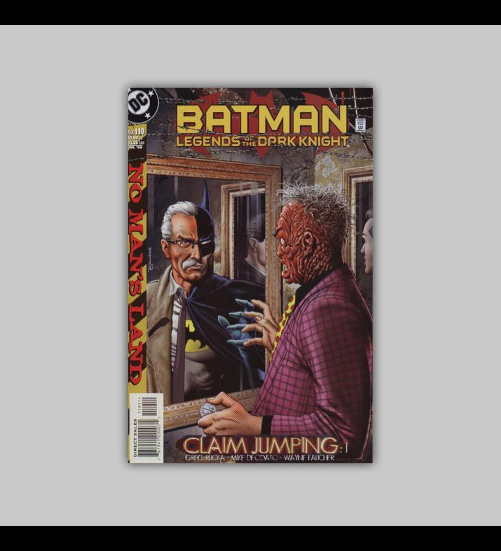 Batman: Legends of the Dark Knight 119 1999