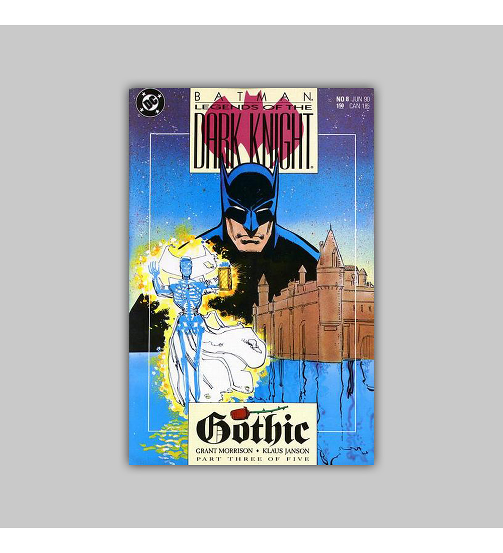 Batman: Legends of the Dark Knight 8 1990
