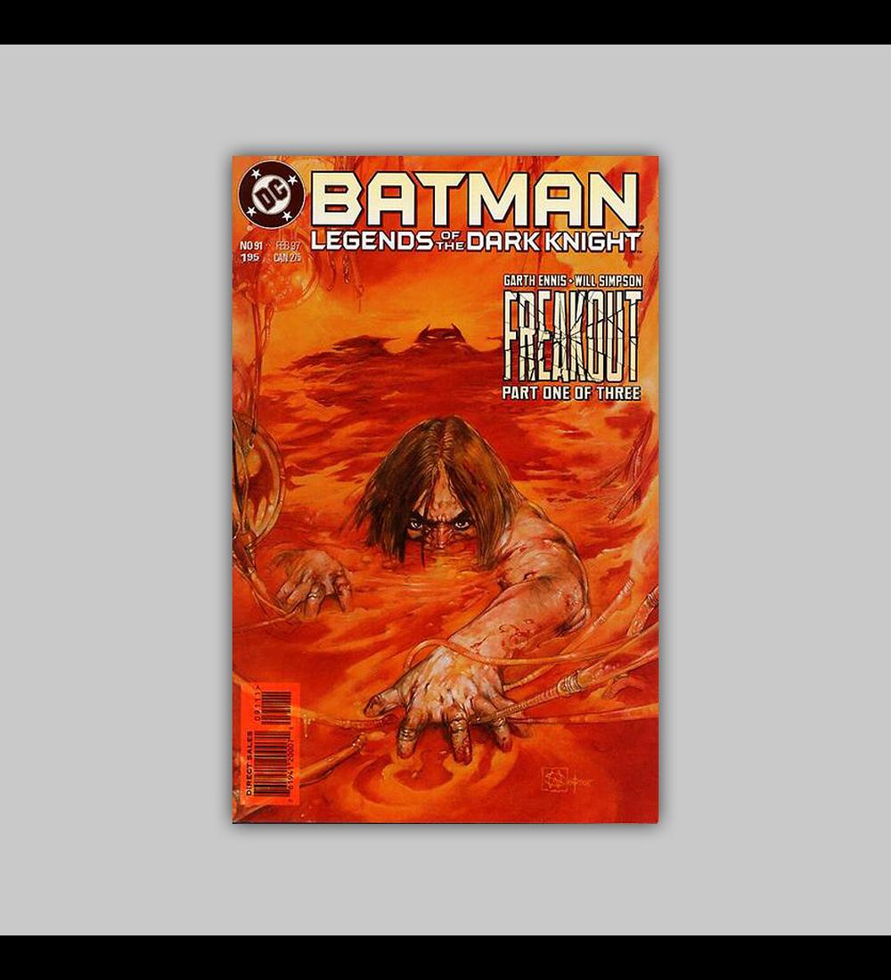 Batman: Legends of the Dark Knight 91 1997