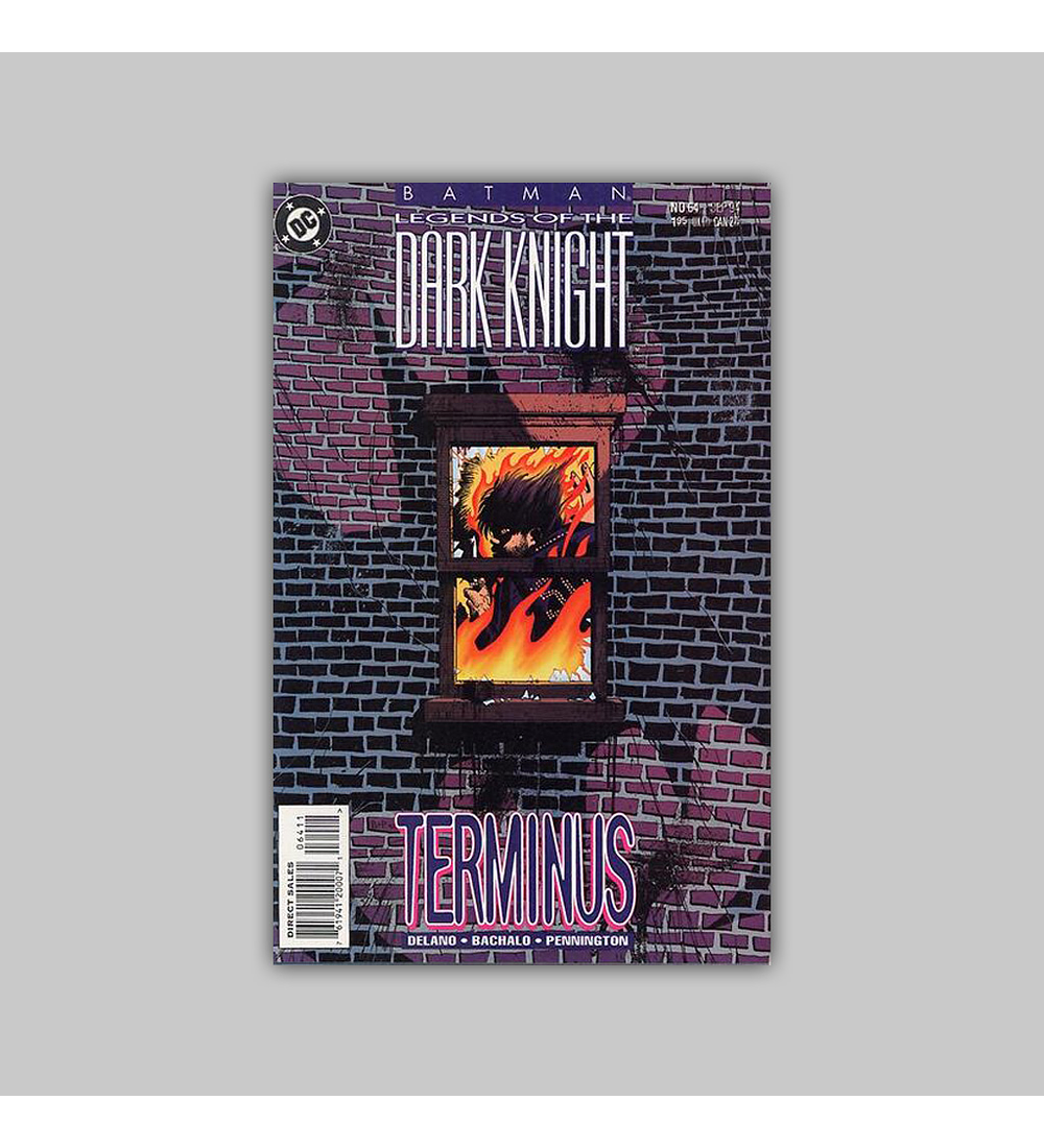 Batman: Legends of the Dark Knight 64 1994