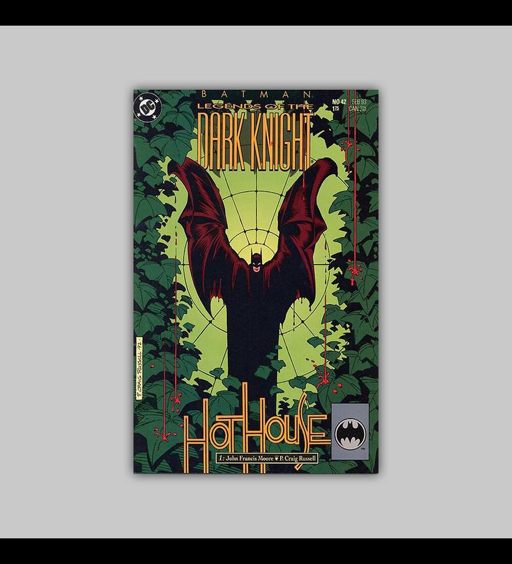 Batman: Legends of the Dark Knight 42 1993