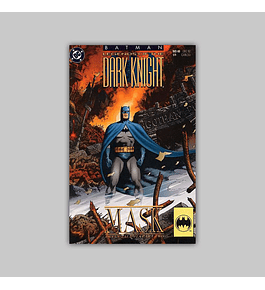 Batman: Legends of the Dark Knight 40 1992