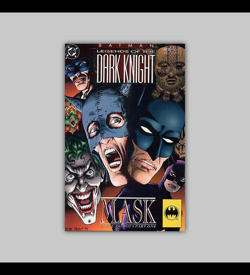 Batman: Legends of the Dark Knight 39 1992