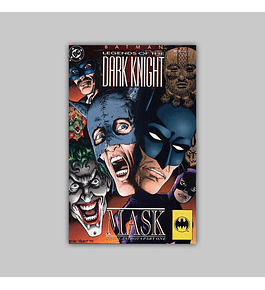 Batman: Legends of the Dark Knight 39 1992