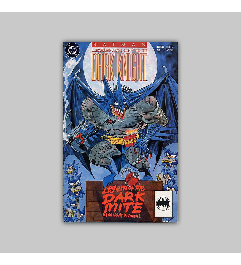 Batman: Legends of the Dark Knight 38 1992