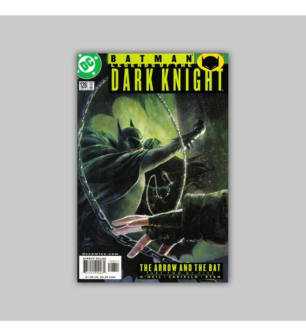Batman: Legends of the Dark Knight 128 2000