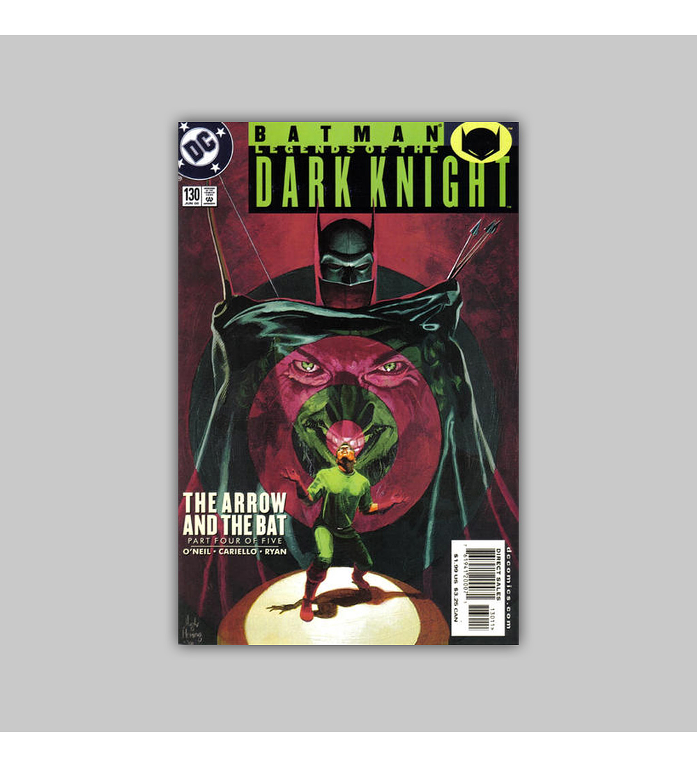 Batman: Legends of the Dark Knight 130 2000
