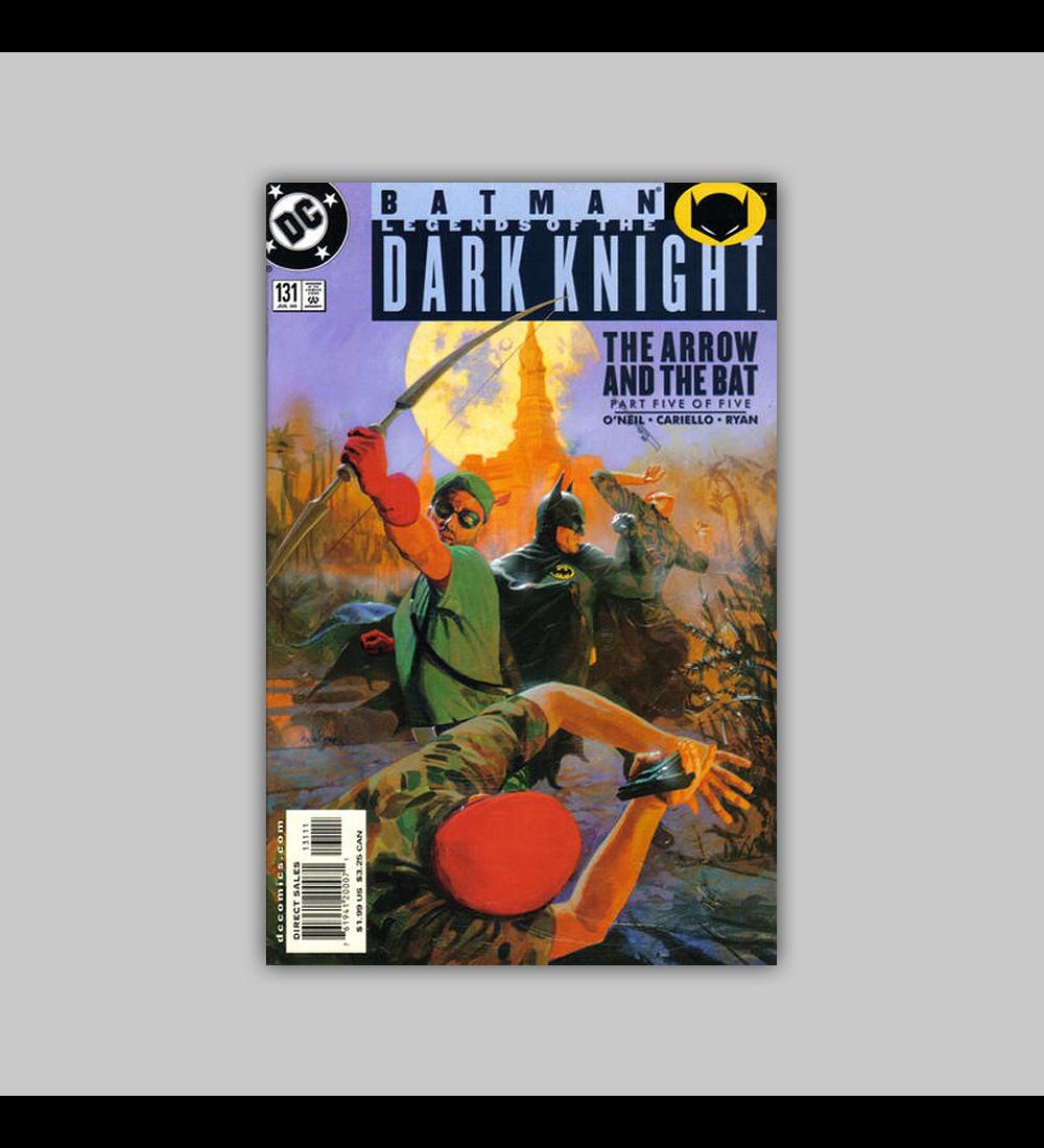 Batman: Legends of the Dark Knight 131 2000