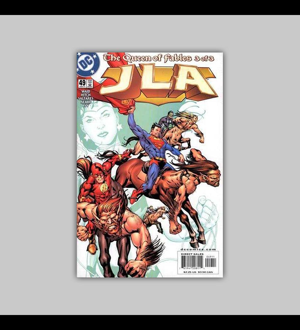 JLA 49 2001