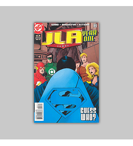 JLA: Year One 3 1998