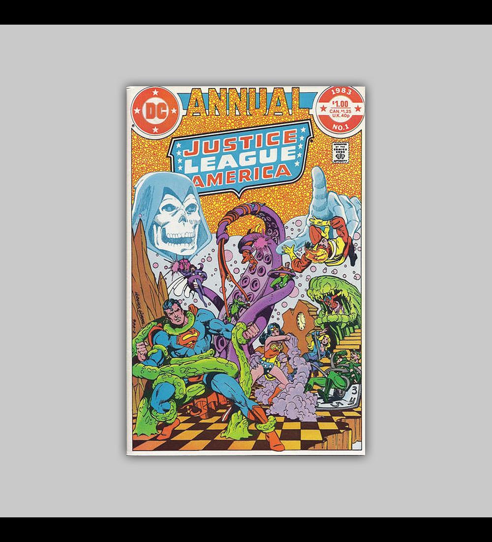Justice League America Annual 1 1983