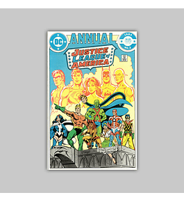 Justice League America Annual 2 1984