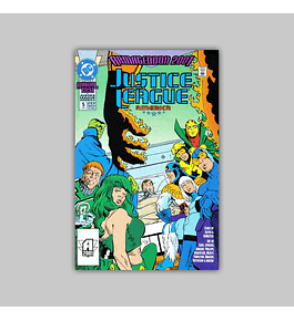 Justice League America Annual 5 1991