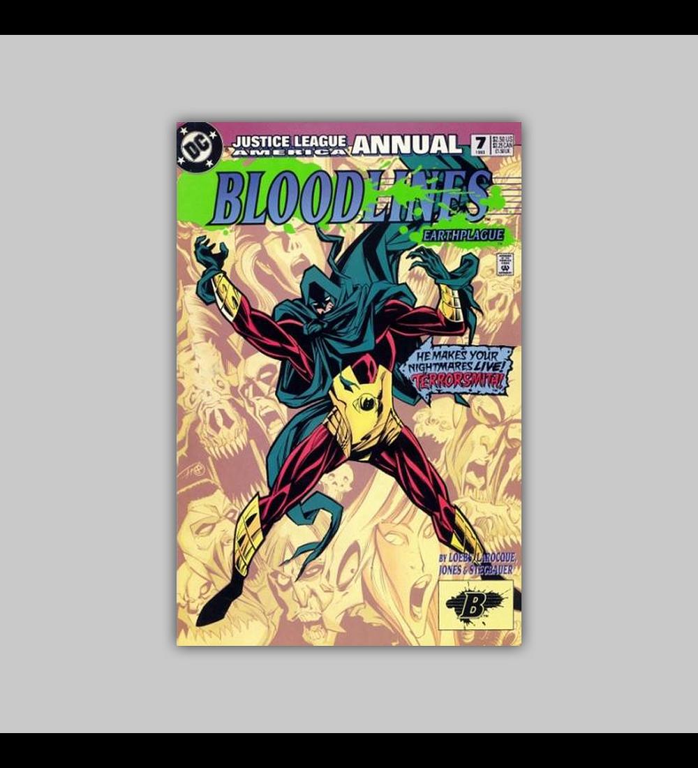 Justice League America Annual 7 1993