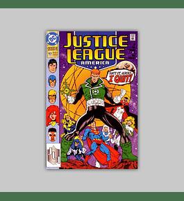 Justice League America 63 1992