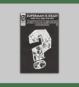 Justice League America 71 1993