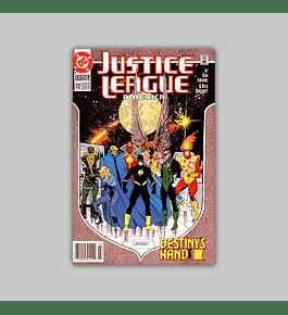Justice League America 72 1993