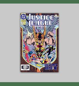 Justice League America 73 1993