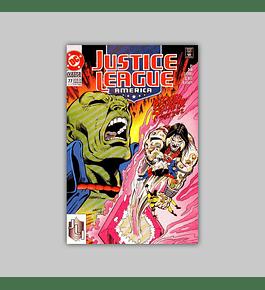 Justice League America 77 1993
