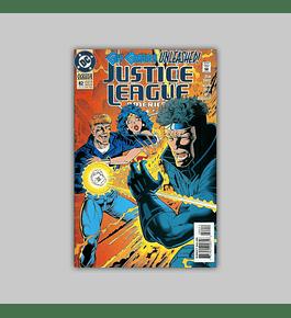 Justice League America 82 1993