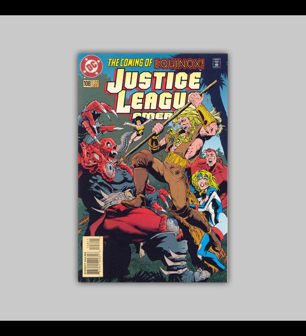Justice League America 108 1996