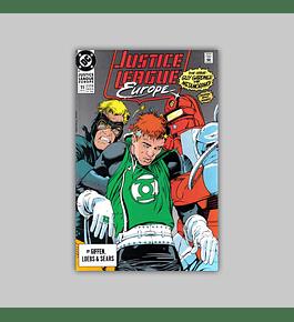Justice League Europe 11 1990