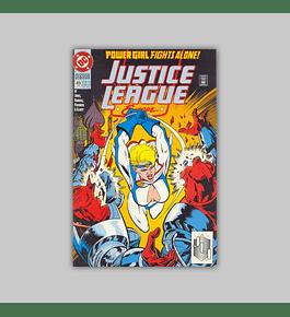 Justice League Europe 49 1993