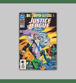 Justice League Europe Annual 3 1992