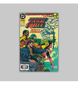 Justice League Task Force 5 1993