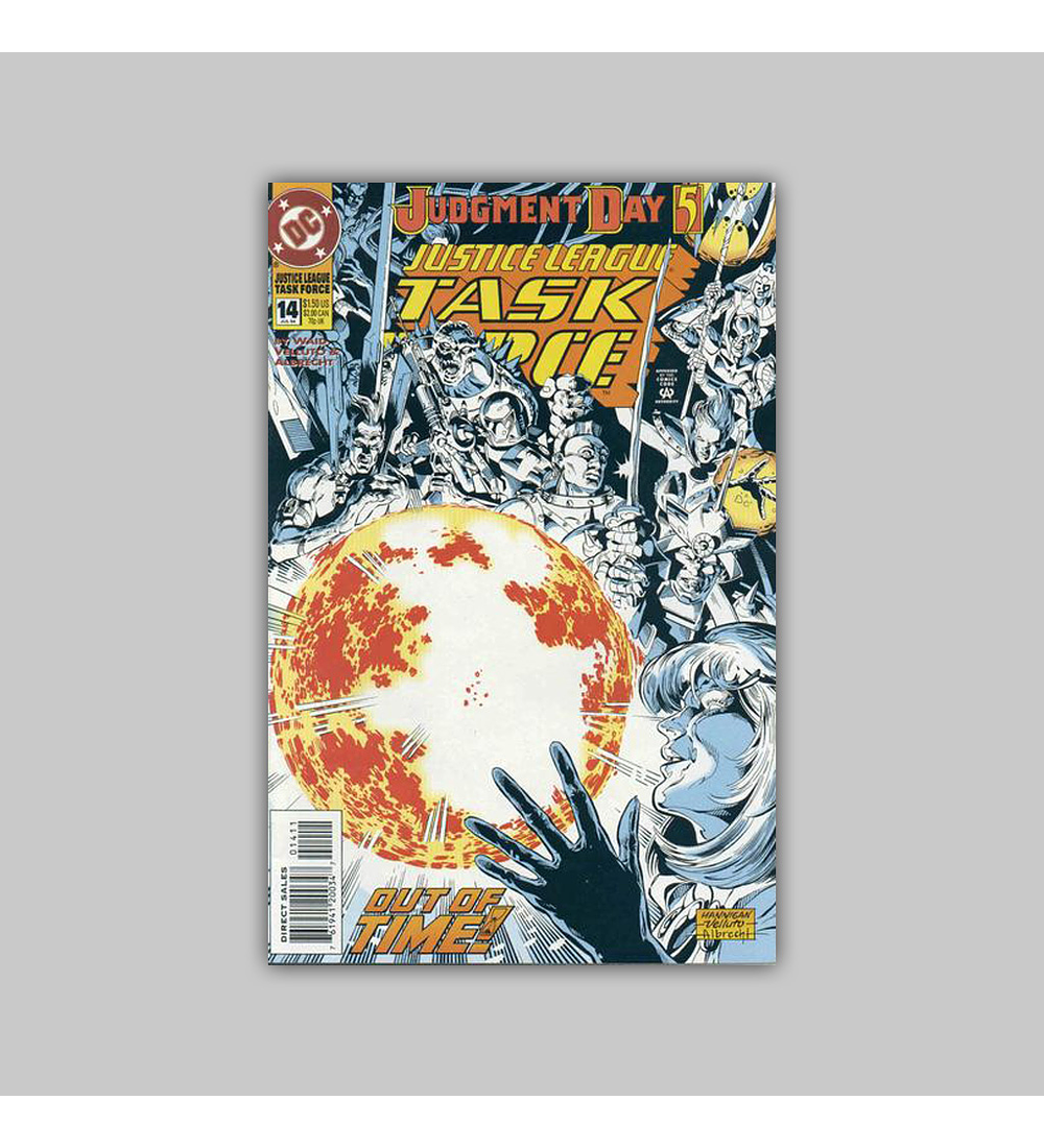 Justice League Task Force 14 1994