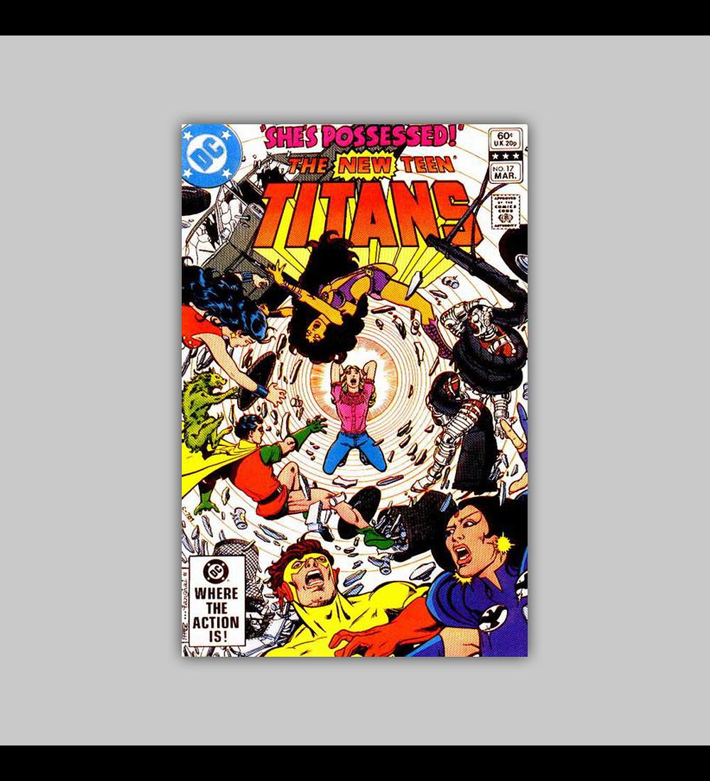 New Teen Titans 17 1982