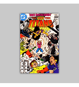 New Teen Titans 17 1982