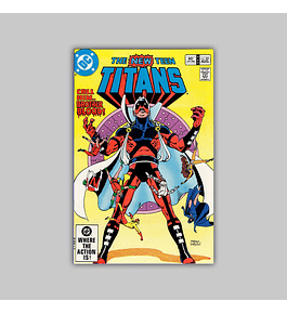 New Teen Titans 22 1982