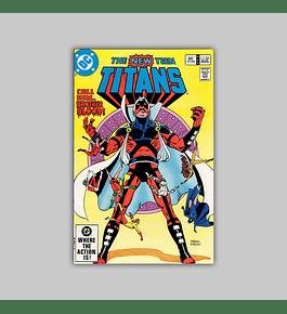 New Teen Titans 22 1982