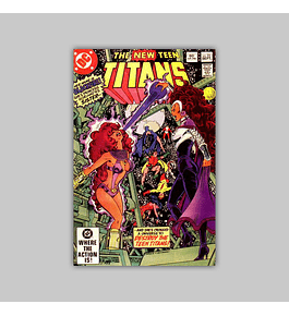 New Teen Titans 23 1982