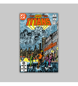 New Teen Titans 26 1982