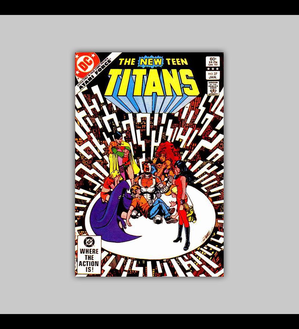 New Teen Titans 27 1983