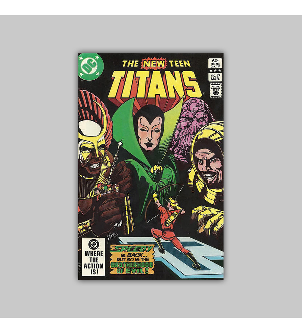 New Teen Titans 29 1983