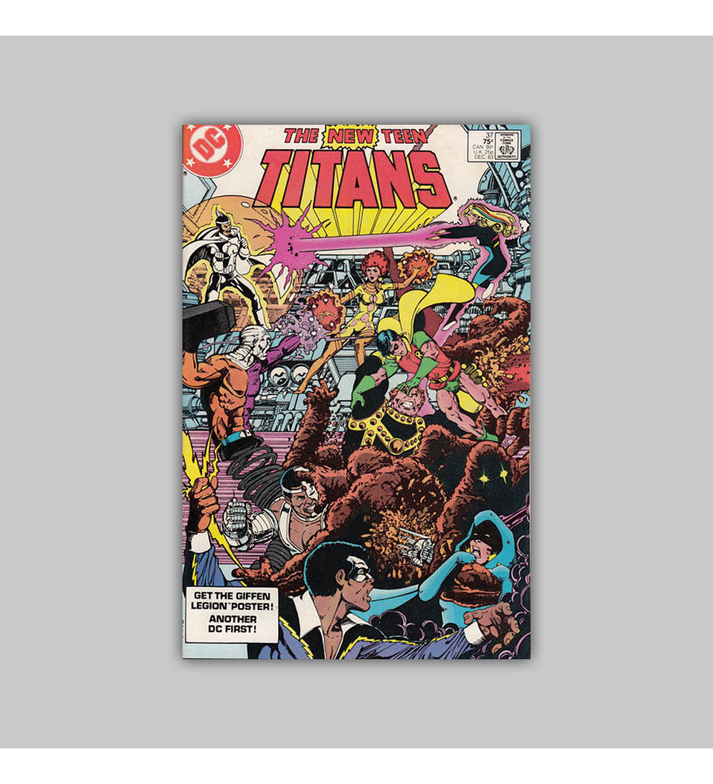 New Teen Titans 37 1983